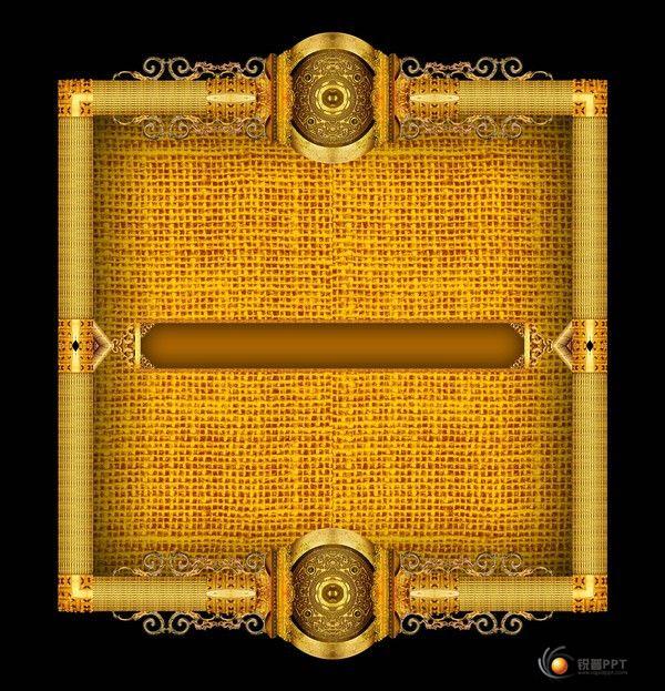 古典边框背景素材 图片素材 Powered by Discuz