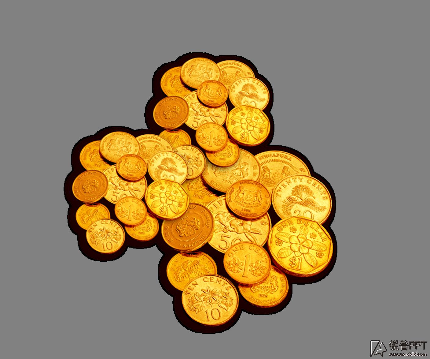〖水大师素材分享〗金钱与美女(png透明背景图片5张)