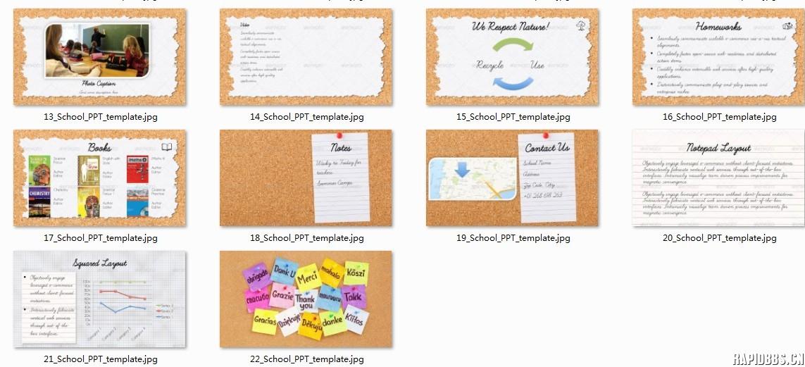 这期作业依然是1号任务,魁版说,这期作业比较有难度,让我给分享下心得。上面两张图是原图,大家可以先看下,跟我一样刚入门的也可以先想一下,如果自己模仿这一款,会怎么做? 由于我本身会一点简单的PS基本操作,所以不少在PPT里面难以实现的操作,我直接偷懒用PS解决掉了。比如背景的撕纸效果、还有第1页的地球图标、15、16、17页右上角的几个粉笔效果的图标,直接用PPT也是可以画的,但是我只想到用多边形工具画,然后调整顶点,如果要好看一点,还可以再填充一下纹理,但是这样就太耗时了,所以用PS就可以快很多。PS的