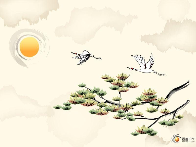 中国特色的古典背景 - 图片素材 - 锐普ppt论坛 -  by