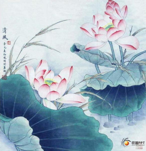 中国风牡丹亭01 图片素材 powered by discuz